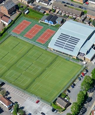 Sport-Rec-Centre